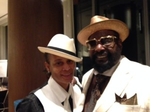 Carlon & George Clinton