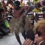 Dancing at Callejon del Hamel