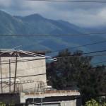 Santiago landscape